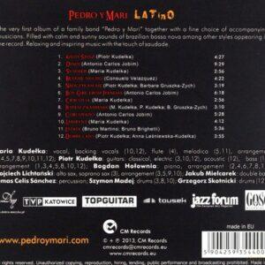 """""""LATinO""""- Pedro y Mari"""